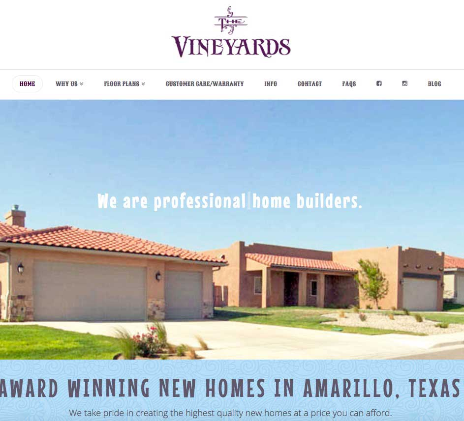 The Vineyards of Amarillo